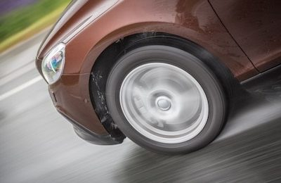 Improved safety as you change to new summer tyres